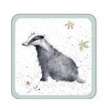 Onderzetters Badger (8) - Pimpernel Wrendale