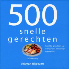 500 Snelle Gerechten - Deborah Gray