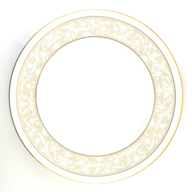 Dinerbord (27,3 cm.) - Noritake Glenrose Gold