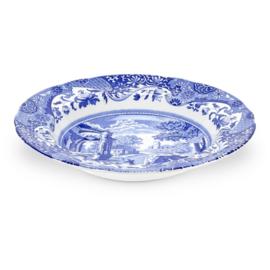 Soepbord (23 cm.) - Spode Blue Italian