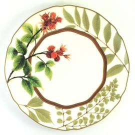 Accent Bord (23,3 cm.) - Noritake Berries & Brambles
