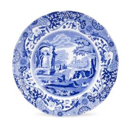 Dinerbord (23 cm.) - Spode Blue Italian