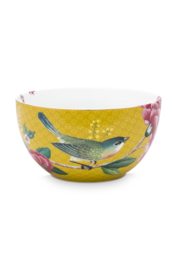 Schaaltje Blushing Birds Yellow (12 cm.) - Pip Studio