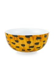 Schaal Cheetah Spots (15 cm.) - Fabienne Chapot