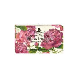 Zeep Rosa Inglese - Florinda