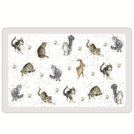 Flexibele Placemat Cat Wrendale Designs - Pimpernel