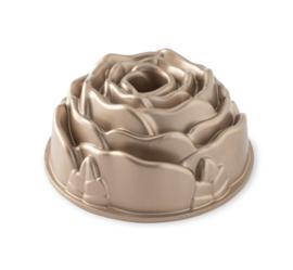 Rose Bundt Toffee Tulbandvorm - Nordic Ware