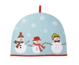 Theemuts Christmas Snowmen - Ulster Weavers