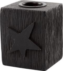 Houten Kandelaar Star (6 cm.) - vtwonen
