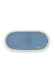 Suiker- & Melkschotel Blue (24,5 cm.) - Pip Studio La Majorelle