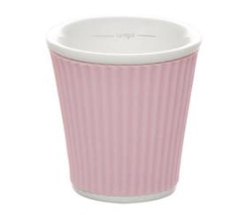 Espressobekertje Pink Pastel  (10 cl.) - Les Artistes