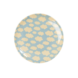 Melamine Gebaksbord Cloud (16 cm.) - Rice
