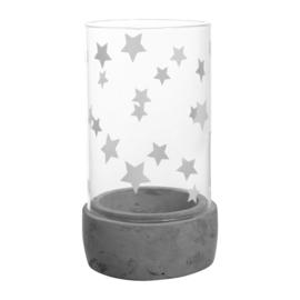 Kaarsenhouder Star (13,3 cm.) - Sema Design