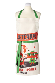Schort Mister Atomic Ketchup - Coucke