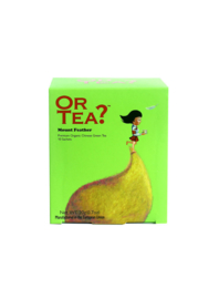 Mount Feather Groene Thee (10 zakjes) - Or Tea?
