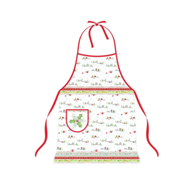 Schort - Pimpernel Christmas Wish