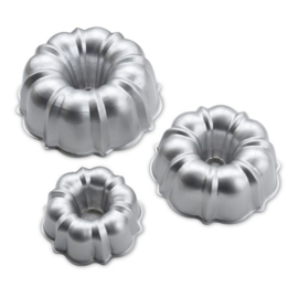 3-delige Tiered Bundt Set - Nordic Ware