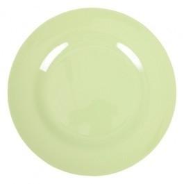 Melamine Dinerbord Mint - Rice