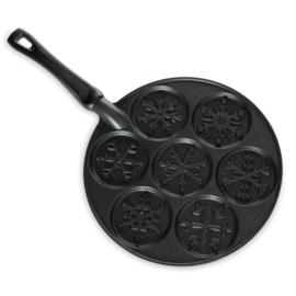 Snowflakes Pancakepan - Nordic Ware