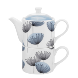 Tea for One Set (0,28 l.) - Portmeirion Dandelion Clocks
