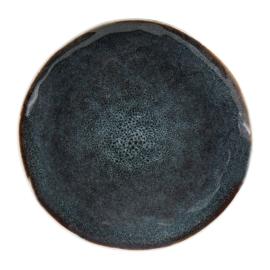 Dinerbord Grey/Blue Palette (26,7 cm.) - Jardin d'Ulysse