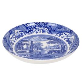 Pastabord (23 cm.) - Spode Blue Italian