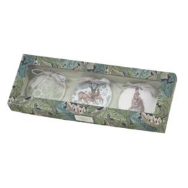 Set Decoraties Wightwick - Spode Morris & Co