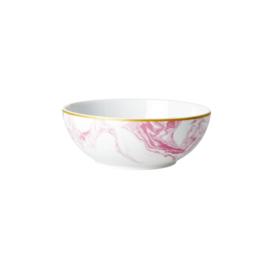 Schaal Marble Bubblegum Pink (15 cm.) - Rice