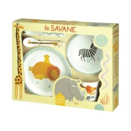 5-delige Set Savane - Petit Jour Paris