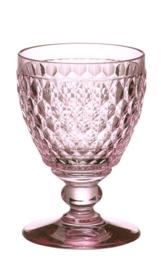 Waterglas Pink (0,4 l.) - Villeroy & Boch Boston