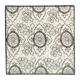Onderzetter Flore (20,5 cm.) - Sema Design
