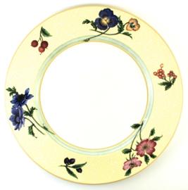 Serveerschotel (32 cm.) - Noritake Ambiance Jolie Fleur