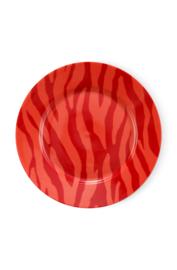 Gebaksbord Zebra Stripes (17,7 cm.) - Fabienne Chapot