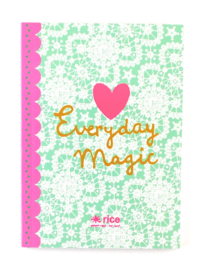 Notitieboekje Everyday Magic - Rice