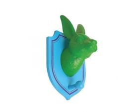 Ophanghaak Rabbit Green (25 cm.) - Ginger
