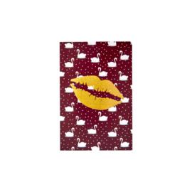 Ansichtkaart Kiss - Rice