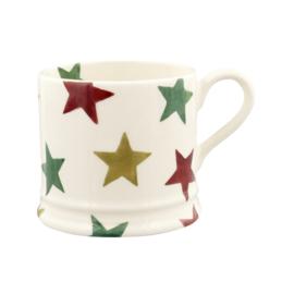 Mok Small - Emma Bridgewater Red Green & Gold Stars
