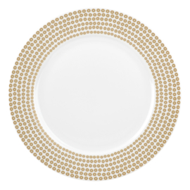 Dinerbord Glamour Sequin Gold (27 cm.) - Portmeirion Catherine Lansfield