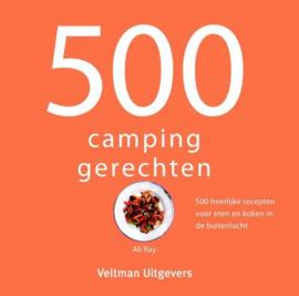 500 Camping Gerechten - Ali Ray