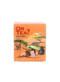 African Affairs Rooibos (10 zakjes) - Or Tea?