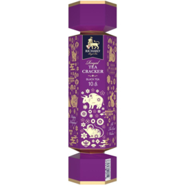 Christmas Cracker Violet (17 gr.) - Richard Royal Tea