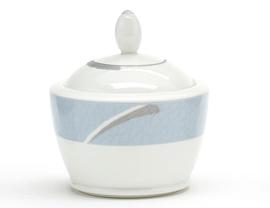 Suikerpot - Noritake Ambience Blue
