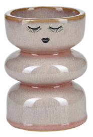 Kaarsenhouder Pink (11,4 cm.) - Miss Étoile
