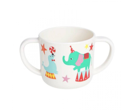 2-Oren Mok Melamine A Day at the Circus (150 ml.) - Ginger