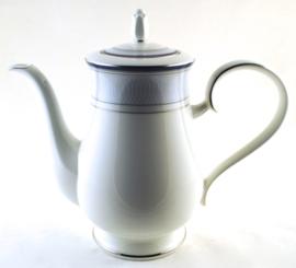 Koffiepot - Noritake Crowne Platinum