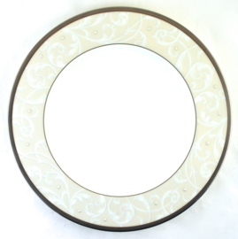 Dinerbord (27 cm.) - Noritake Satin Lace