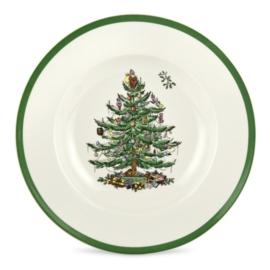 Soepbord (23 cm.) - Spode Christmas Tree