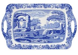 Dienblad Melamine (48 cm.) - Pimpernel Blue Italian