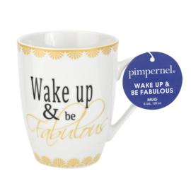Mok Passing Wake Up & Be Fabulous (0,34 l.) - Pimpernel