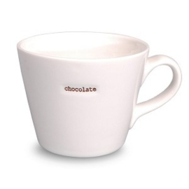 Bucket Mug Chocolate - Keith Brymer Jones